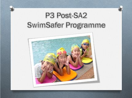 P3 Post SA2 Swimsafer Programme