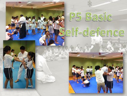 P5 Basic Self Defence